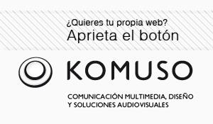 Komuso: Comunicación multimedia, diseño y soluciones audiovisuales